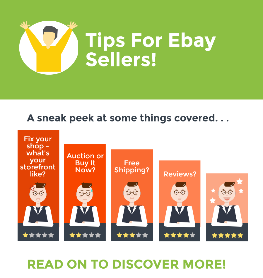 Essential Tips For Ebay Sellers