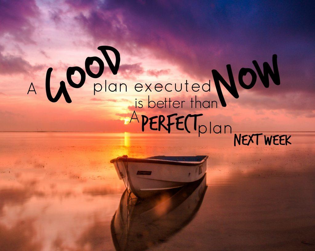 a-good-plan