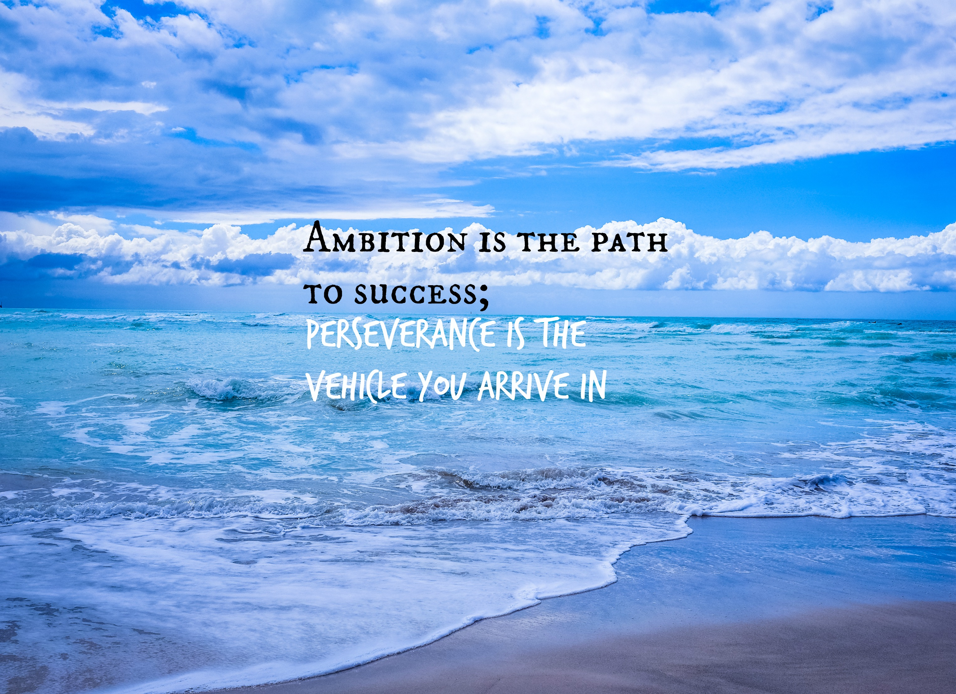 ambition-and-perseverance