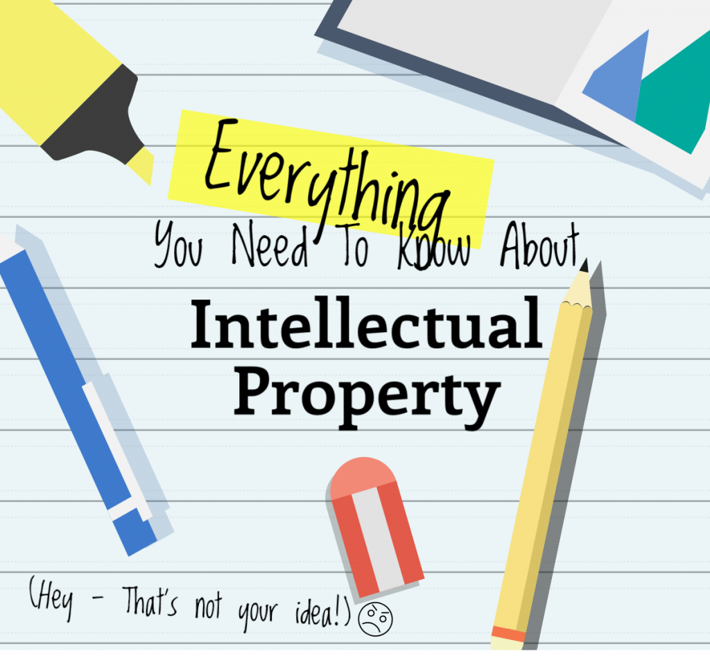 are intellectual property laws ruining the Intellectual property is generally characterized as non-physical property that is the product of cognitive processes and whose value is based upon some idea or collection of ideas[2] 1 a brief introduction of intellectual property law in nepal.
