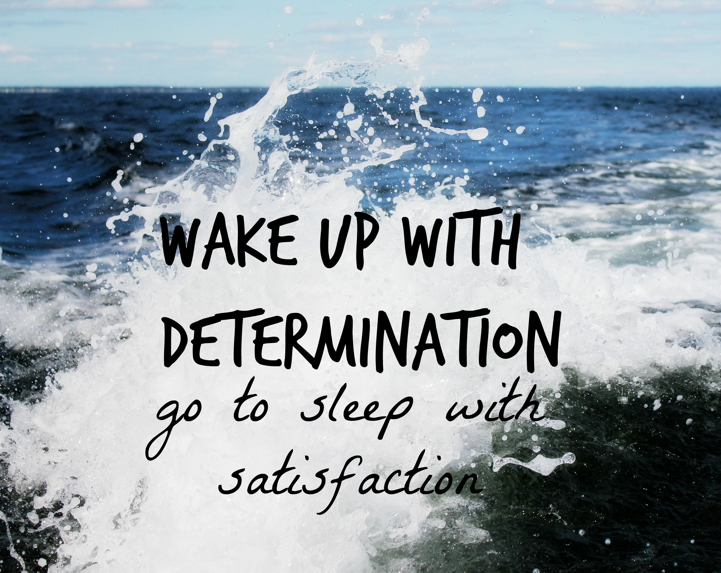 wake-up-with-determination