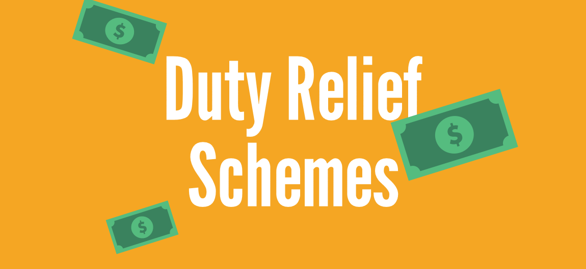 Duty Relief - How To Save Money When Importing