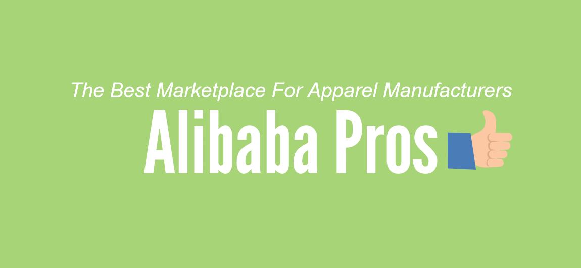 Alibaba Pros