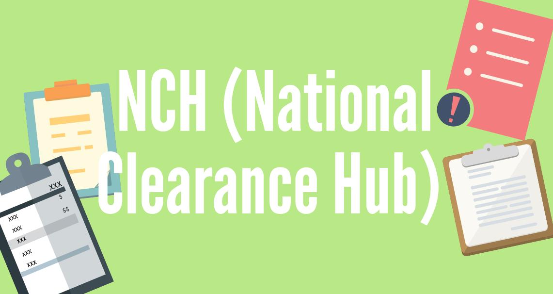 NCH National Clearance Hub